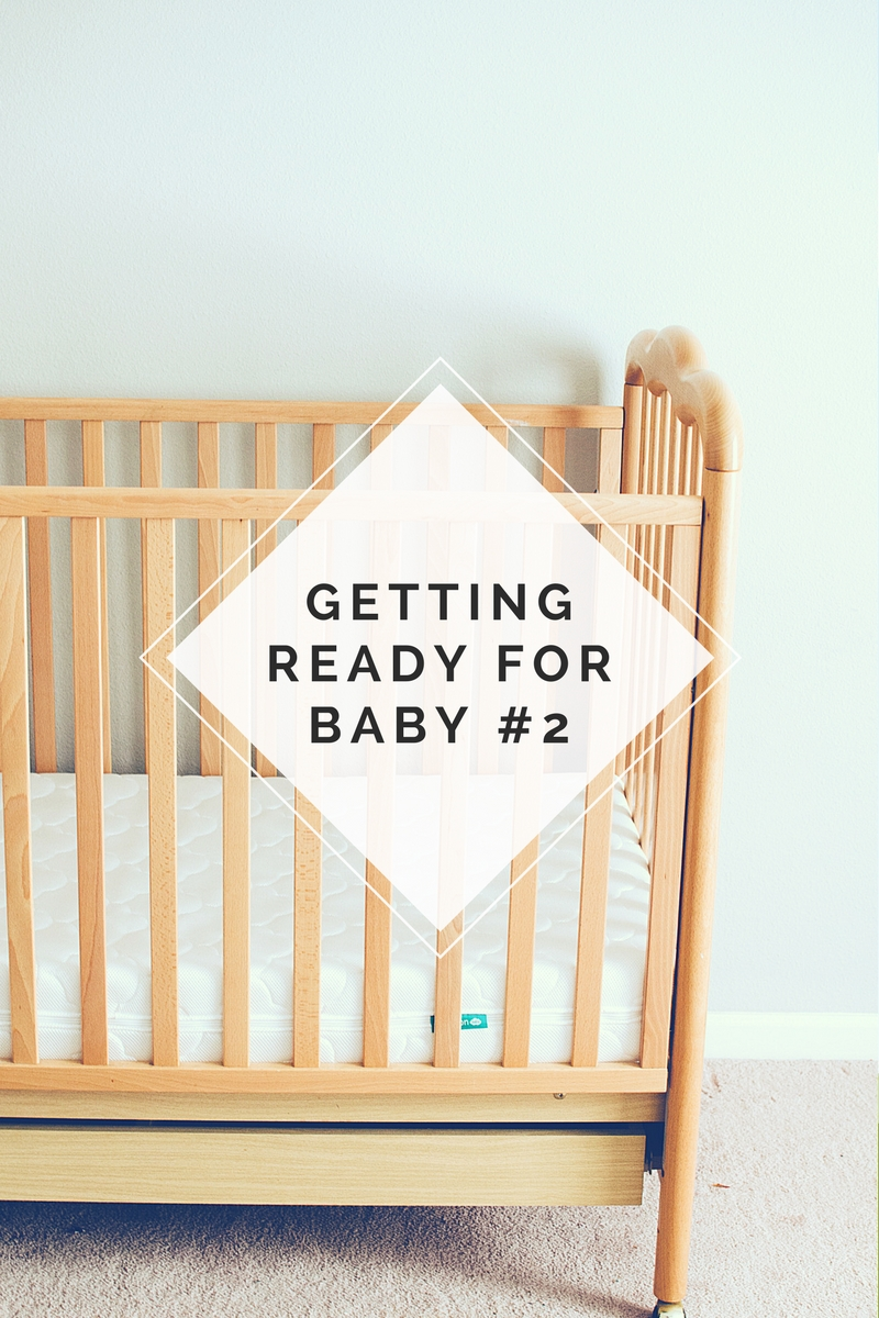 Getting ready for baby #2 with Newton Baby breathable mattress - 100% breathable, 100% washable, 100% recyclable